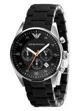 50 m (5 ATM) Sportliche Polierte Armbanduhren mit 24-Stunden-Zifferblatt