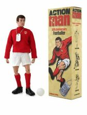 Action Man Footballer 50th Anniversary AM713 Boxed OFFER