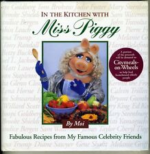 In the Kitchen with Miss Piggy - Celebrity Recipes - HB/DJ