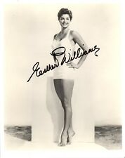 ESTHER WILLIAMS SIGNED AUTOGRAPHED 8x10 PHOTO PSA/DNA