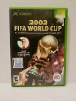 2002 FIFA World Cup (Microsoft Xbox, 2002) Complete! Free Shipping!