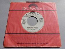 "Siouxsie And The Banshees - Hong Kong Garden USA 1978 Polydor Promotional 7"""