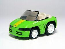 TAKARA TOMY Choro Q Chibikko Honda BEAT 1991 Green Pullback Miniature car New