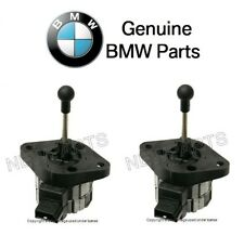 For BMW Set of 2 Headlight Adjusting Motors-Headlight Vertical Aim Control OES