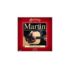 MARTIN M140 Light Bronze 012-054 Corde Chitarra Acustica SPEDIZIONE TRACCIABILE