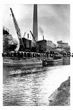 pt9455 - Redfearns Glassworks , Barnsley , Yorkshire - photograph