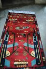 AFGHAN HAND MADE TREMENDOUS UNIQUE WAR RUG MEMORY OF SOVIET UNION WAR