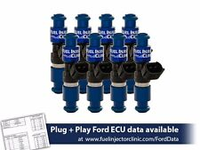 2150cc Injectors FIC Fuel Injector Clinic 2007-2012 Ford Mustang GT500
