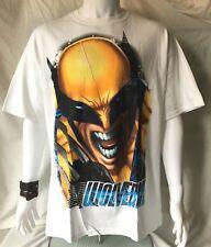 VOLVERINE Official T-Shirt(XL)Original New BNWT Marvel Comics Avengers Hero RD29