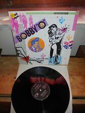 "Bobby ""O"" ""Reputation / I Cry For You"" 12"" Metronome–817 042-1 ME GERMANY 1983"