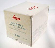 LEICA nur Verpackung only original box Vario-Elmar-R 28-70 28-70mm  11265 /18