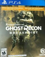 Tom Clancy's Ghost Recon Breakpoint   Gold  Edition ( playstation4/ps4)