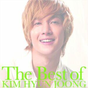 Kim Hyun Joong - The Best of Kim Hyun Joong - 2 CD Japan 2015 UICV-1051