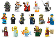 Authentic LEGO Collectible Minifigures Series 9 - Pick Your Own!