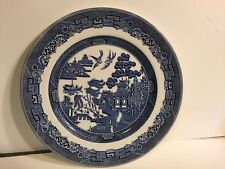 Johnson Bros. Blue Willow Dinner Plate