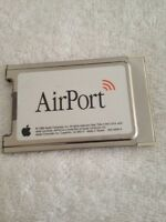 APPLE Airport Card eMac/iMac/iBook G3/G4 Mac Wireless WiFi 802.11b Adapter Card