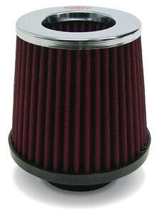 SAAS High Flow 76mm Pod Filter Washable & Reusable Urethane base Turbo Approved