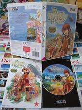 Nintendo Wii:Rune Factory Frontier / Harvest Moon [TOP RPG / RARE] COMPLET - Fr