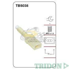 TRIDON STOP LIGHT SWITCH FOR Audi 90 09/89-07/92 2.3L(NG) SOHC 10V(Petrol)