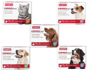 Beaphar FIPROtec Spot On Solution | Dogs, Cats