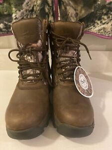 Womens 5.5 Field And Stream Boots