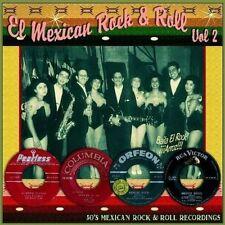 El Mexican Rock And Roll Vol 2 [CD]