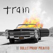 TRAIN - BULLETPROOF PICASSO - NEW VINYL LP