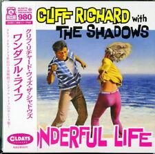 CLIFF RICHARD WITH THE SHADOWS-WONDERFUL LIFE-JAPAN MINI LP CD B57