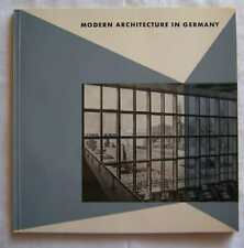 Modern Architecture In Germany [Paperback, 1956] Werner, B.E