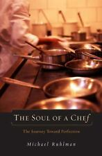 The Soul of a Chef Michael Ruhlman NEW Hard Book  1st Edition 2000 Dust Jacket