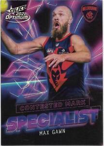 2021 Optimum Specialist (S65) Max GAWN Melbourne 78/80