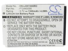 Battery for Logitech Harmony 1000 Remote 1100 Squeezebox Duet Controler C-LR65