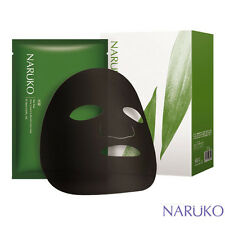 [NARUKO] Tea Tree Shine Control & Blemish Clear Facial Mask 8pcs/1box NEW