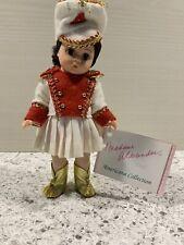 Vintage Madame Alexander Doll Americana Collection Majorette 8� #314 Box Mib