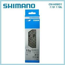SHIMANO CN-HG601-11 Spd 105 5800 CHAIN 11Spd ROAD MTB Sil-Tec ICNHG60111116