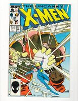 Uncanny X-Men #217 - Juggernaut Cover! 9.6 Near Mint + Free Shipping!