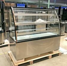 New 60 Bakery Deli Refrigerator Model Arc 471y Cooler Case Display Fridge Nsf