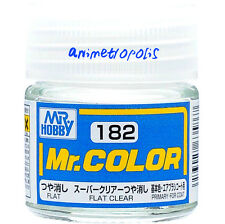 MR HOBBY Color C182 Clear ( Flat  / Primary) 10ml