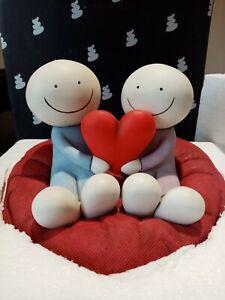 Doug Hyde In Love Sculpture