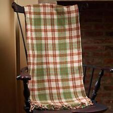 Country House new SPICE color throw blanket 50 x 60 / nice