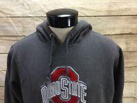 Ohio State Buckeyes University Sweatshirt Men's L Gray American Classic