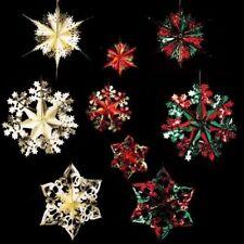 Décorations de table de Noël Premier pour la maison