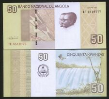 Angola 50 Kwanzas 2012 UNC #4519777