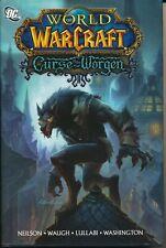 WORLD OF WARCRAFT: CURSE OF WORGEN (DC 2011 HC ~ Neilson) HC