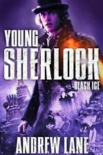 Black Ice by Andrew Lane (Young Sherlock) (Paperback) New Book