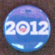 Campaign Button Barack Obama 2012 (# 831)