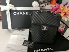 CHANEL Leather Handbags