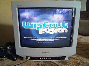 Sony Trinitron KV-14M1U Retro Gaming TV