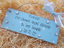 Baby Memory Condolence Plaque Keepsake Gift
