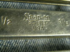 New listing Snap-On ratcheting Dbe double box end wrenches